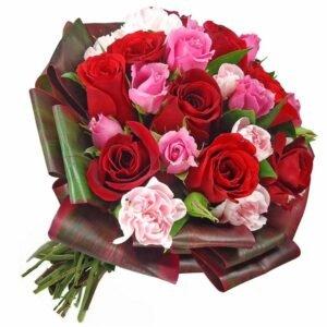 Buquê Valentine's - Buquê de noiva
