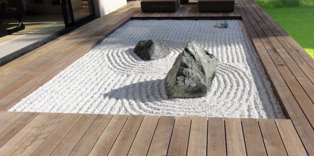 Alivie o estresse no dia a dia com o jardim zen for Arena jardin zen
