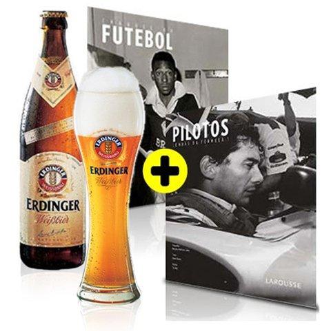 Presente para o Dia dos Pais - Cerveja e Livro