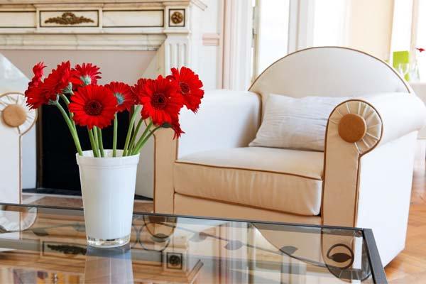 Aprenda a decorar a sua casa com flores - Flores para decorar la casa ...