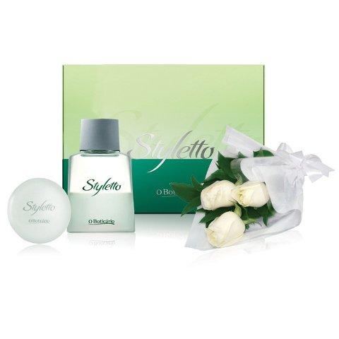 Flores e Perfume Styletto