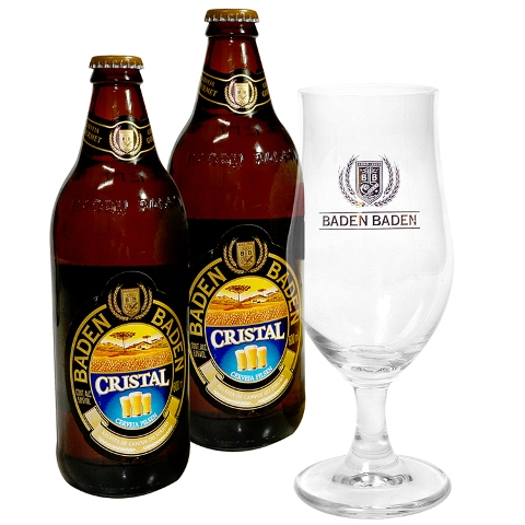 Presente de kit de cerveja Baden Baden