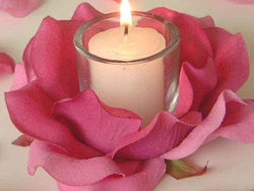 Saiba mais sobre como relaxar com as rosas e l rios - Aromas para velas ...