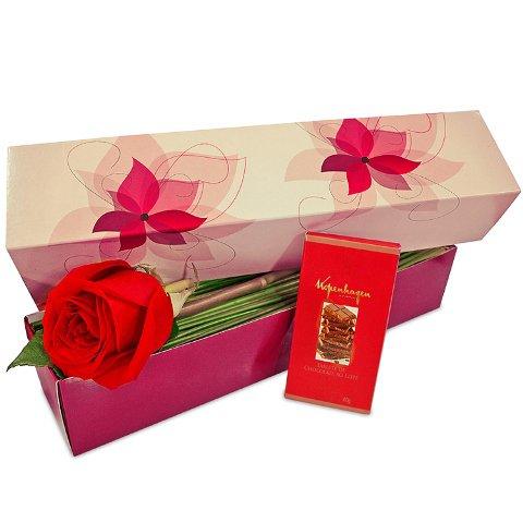 Chocolate Kopenhagen e rosa