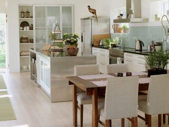 Aprenda a como decorar a cozinha com flores for Como decorar un apartamento de 45 metros