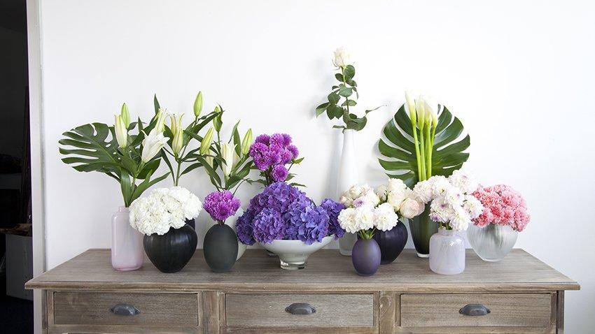 Flores Artificiais para Arranjos Confira as Dicas  Blog Giuliana Flores -> Flores Artificiais Para Decoracao De Banheiro