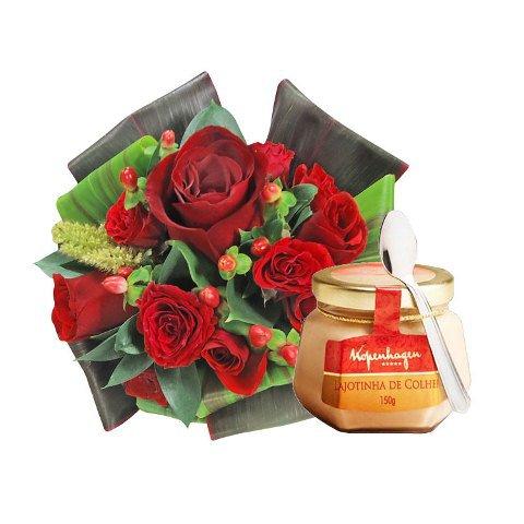 Lajotinha de Colher e Rosas