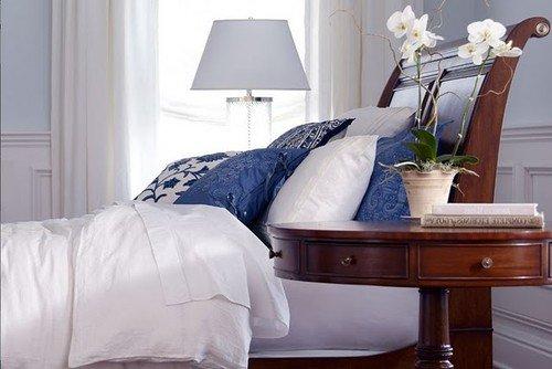 Decoração de quarto com Orquídea
