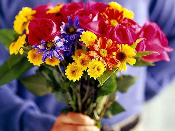 Cestas, Flores E Presentes Criativos