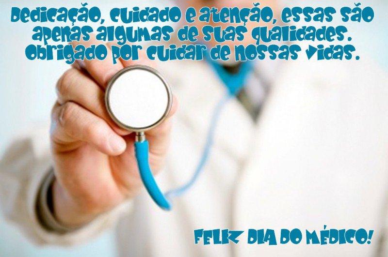 Mensagem no Dia do Médico