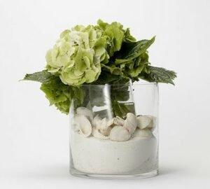 Arranjos de Flores para Mesa com base diferente