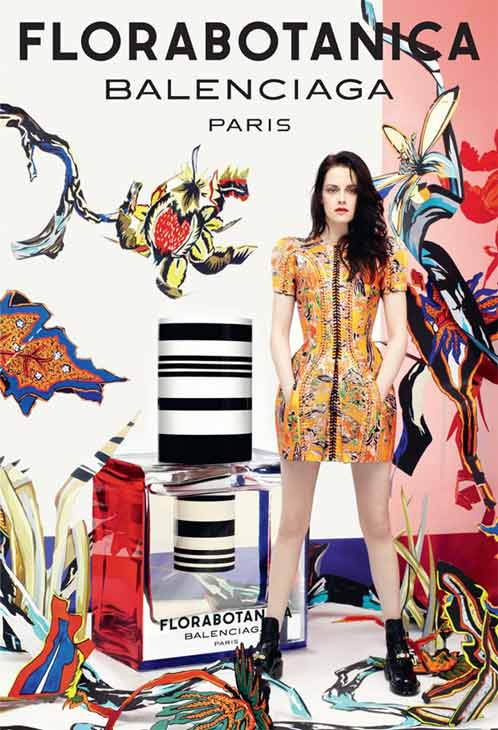 Kristen Stewart e seu perfume