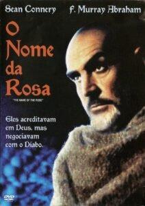 cartaz filme O nome da Rosa