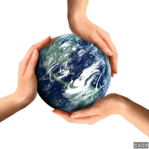 Cuidando do planeta