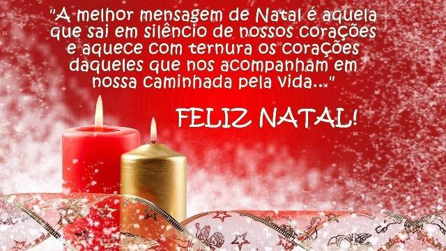 Mensagem para o Natal