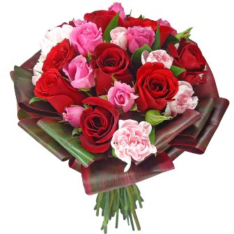 Buquê Valentines