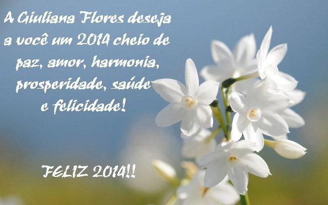 Mensagem Giuliana Flores