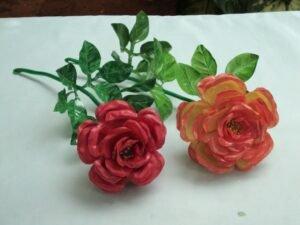 rosas-de-plastico