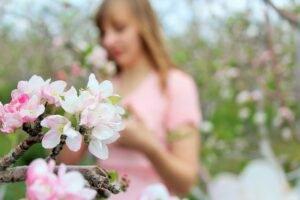 Cuidar de flores
