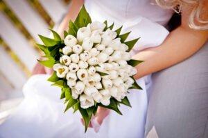 Tulipas para casamento
