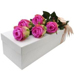 flores-artificiaisr-rosa-cor-de-rosa