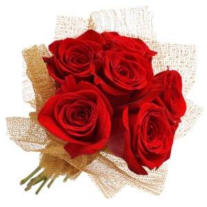 tipos-de-flores-para-buques-rosas-vermelhas-delicado