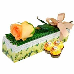 Doce Mulher - Flores e chocolate