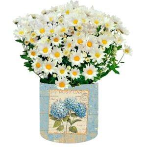 delicata de margaridinhas - quarto de crianças com flores