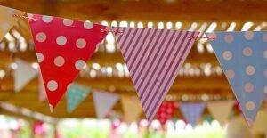 decorar seu jardim para festas