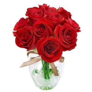 Black Friday Surpresa de Rosas Vermelhas
