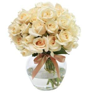 Outono Chegou - Brisa de Rosas White