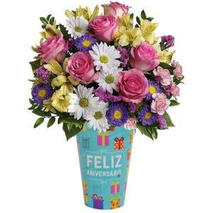 Carinhoso-Presente-de-Flores-do-Campo