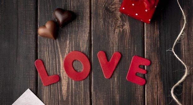 chocolate para o Dia dos Namorados