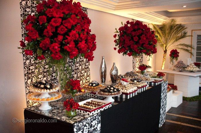 Decoração da mesa do bolo | noivasdoriodejaneiro.com.br