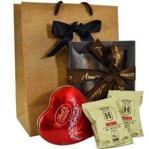 pais que adoram chocolates