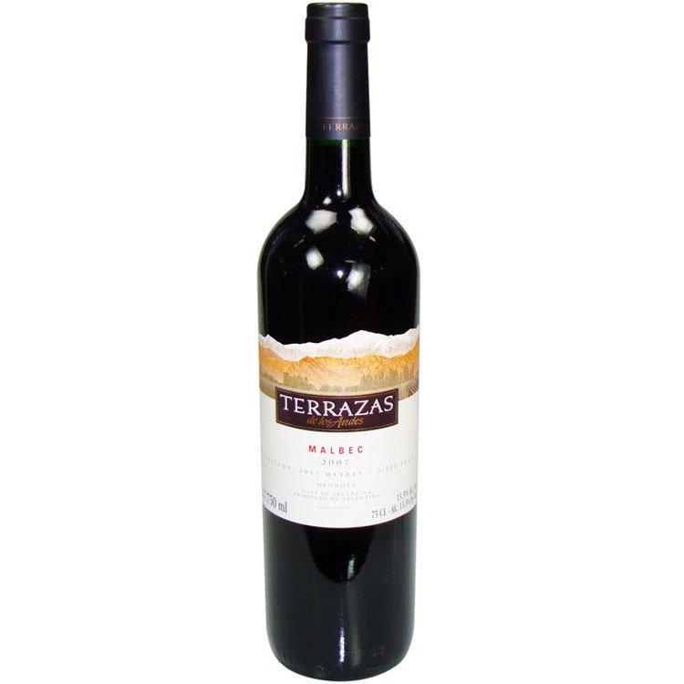 Vinho Terrazas Malbec 750ml ALTOS DEL PLATA