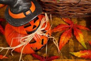 Decoração de Halloween é com a Giuliana Flores
