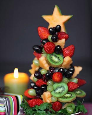 arvore-de-natal-com-frutas
