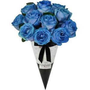 Magnifico-Cone-de-Rosas-Azuis