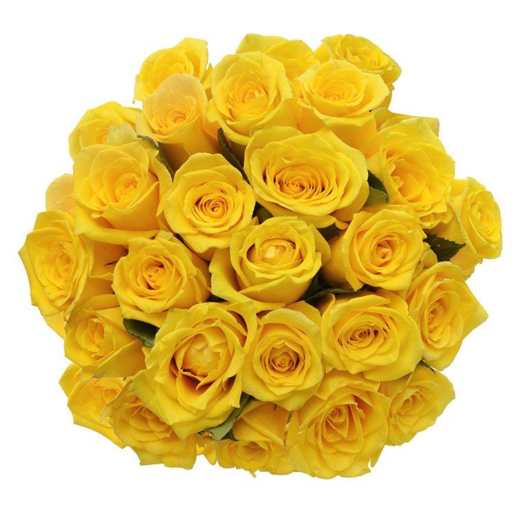 buque-de-rosas-amarelas