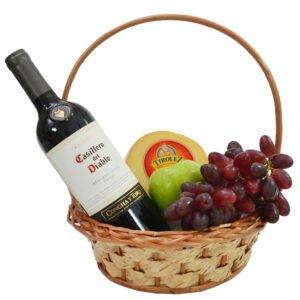 Cesta-Vinho-Queijo-e-Frutas