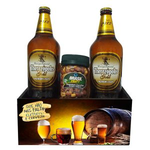 Kit Cerveja Therezópolis e Amendoim
