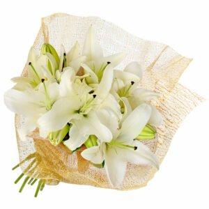 Flores para Homens: Fascinação de Lírios