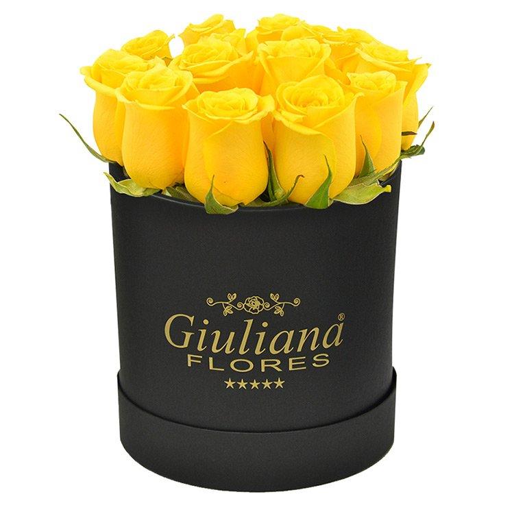 presentes-de-formatura-rosas-amarelas