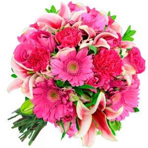 Buque Flores do Campo Pink
