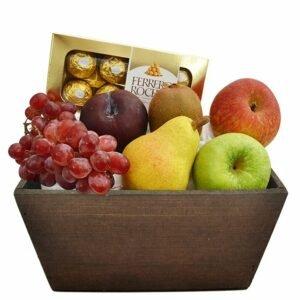 Cesta Sofisticadas Frutas