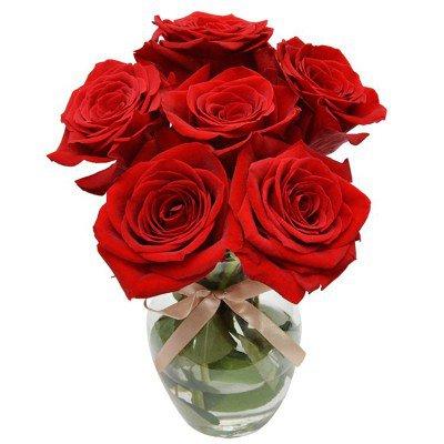 presenteie com a Surpresa de Rosas Vermelhas Colombianas e ganhe frete grátis dia das mães