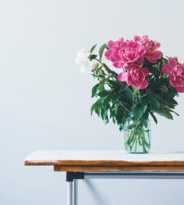flores para escritório