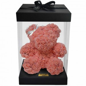 Teddy Flowers Rosa
