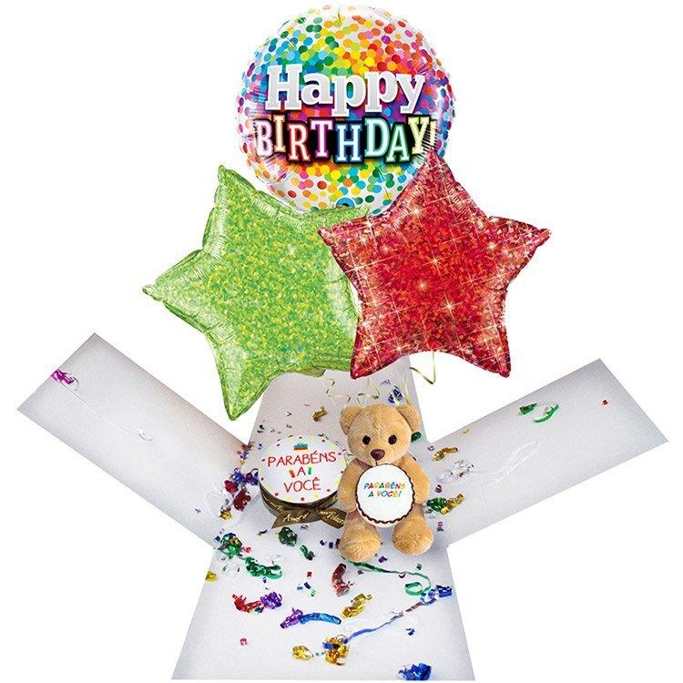 Encanthe Box Happy Birthday